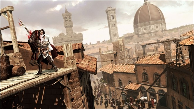 Quelle est cette ville où Ezio est né ?