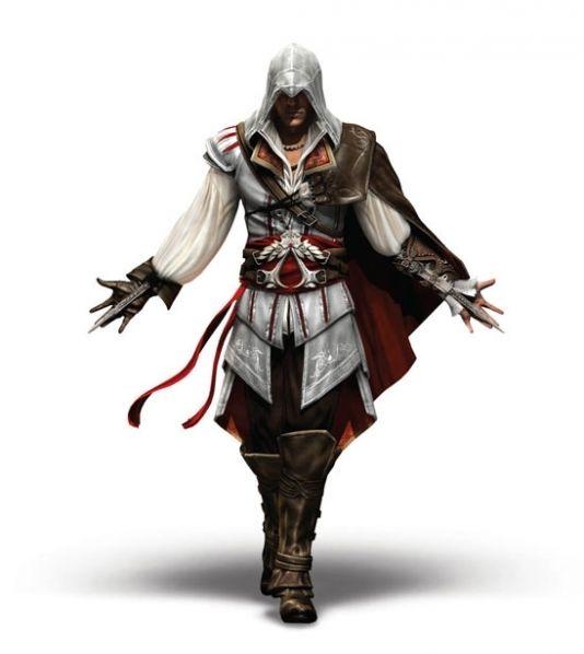 Les héros d'Assassin's creed