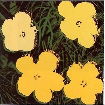 photo tableaux fleurs peintres connus