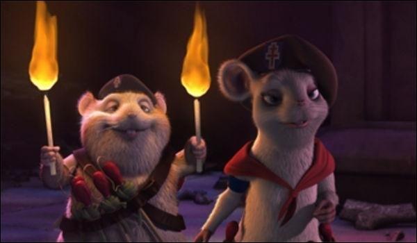 J'ai bien cru que les dessins animés du passé étaient morts avec les images de synthèse ! Quel film n'est pas des studios Pixar ?