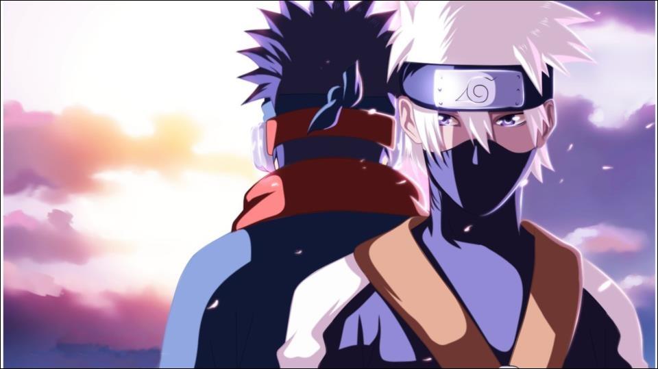 Kakashi et Obito font-ils partie du manga Naruto ?