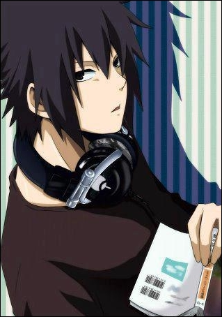 Sasuke Uchiwa fait-il partie du manga Naruto ?