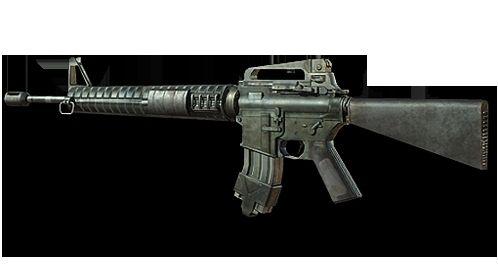 Les armes dans MW3