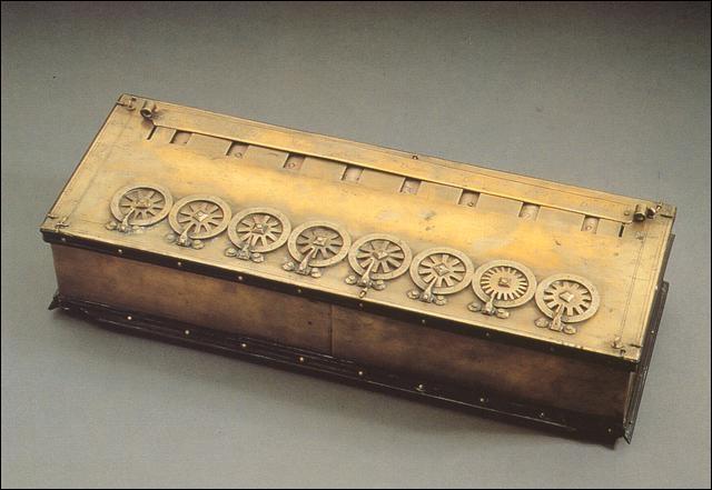 Qui a inventé la première machine à calculer ?