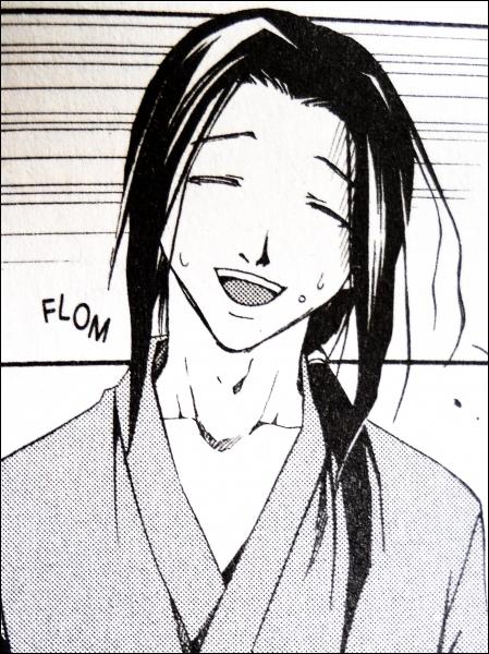 Comment est surnommé le père de Sakura ?