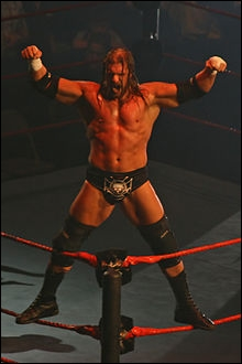Quel est le surnom de Triple H ?