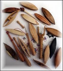 Ces jolies pièces de bois sont des outils de ?
