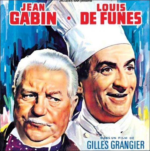 Dans ce film sorti en 1962, son personnage se nomme Gaspard Ripeux ... .
