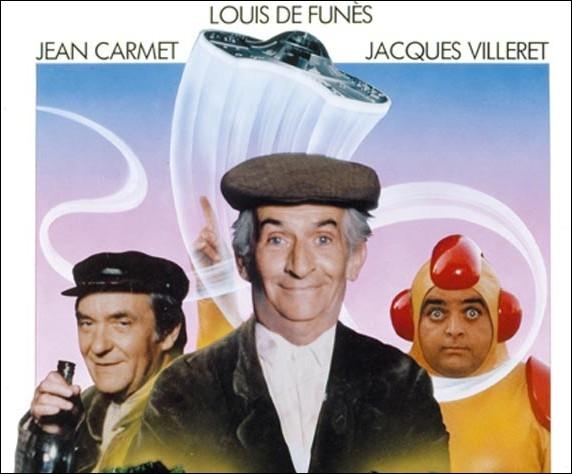 Dans ce film sorti en 1981, son personnage se nomme Claude Ratinier ... .