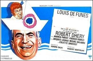 Dans ce film sorti en 1968, son personnage se nomme Louis-Philippe Fourchaume ... .