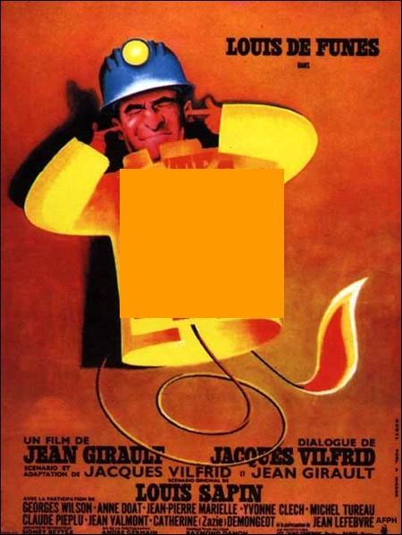 Dans ce film sorti en 1964, son personnage se nomme Victor Garnier ... .