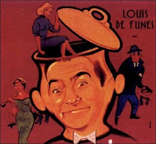 Dans ce film sorti en 1957, son personnage se nomme Pierre Cousin ... .