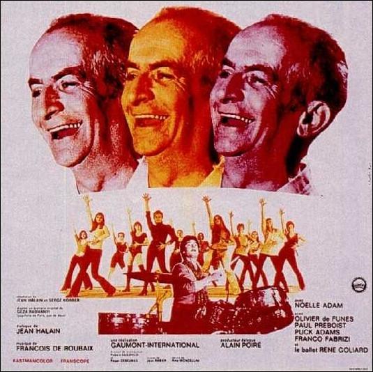 Dans ce film sorti en 1970, son personnage se nomme Mr Édouard ... .