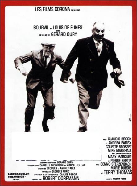 Dans ce film sorti en 1966, son personnage se nomme Stanislas Lefort ... .