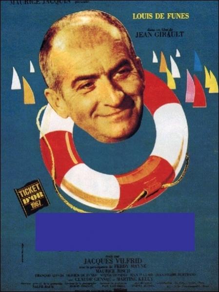 Dans ce film sorti en 1967, son personnage se nomme Charles Bosquier ... .