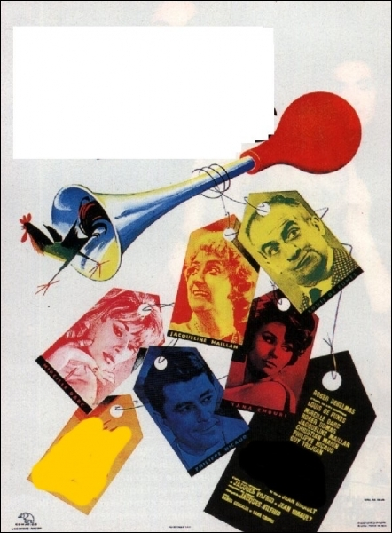 Dans ce film sorti en 1963, son personnage se nomme Léonard Monestier ... .