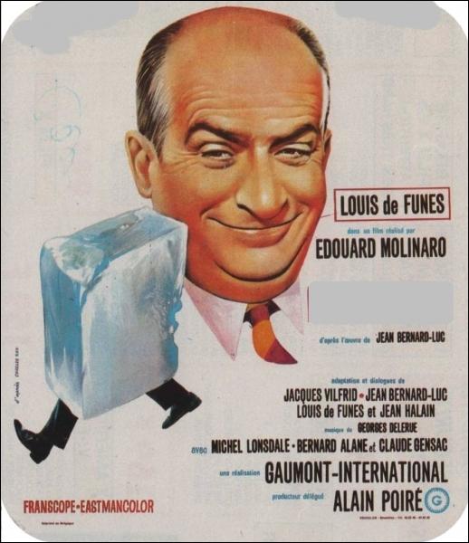 Dans ce film sorti en 1969, son personnage se nomme Hubert Barrère de Tartas ... .