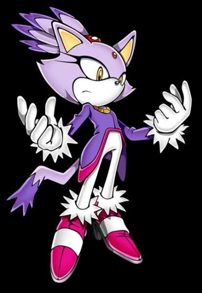 Sonic : les personnages pas très connus