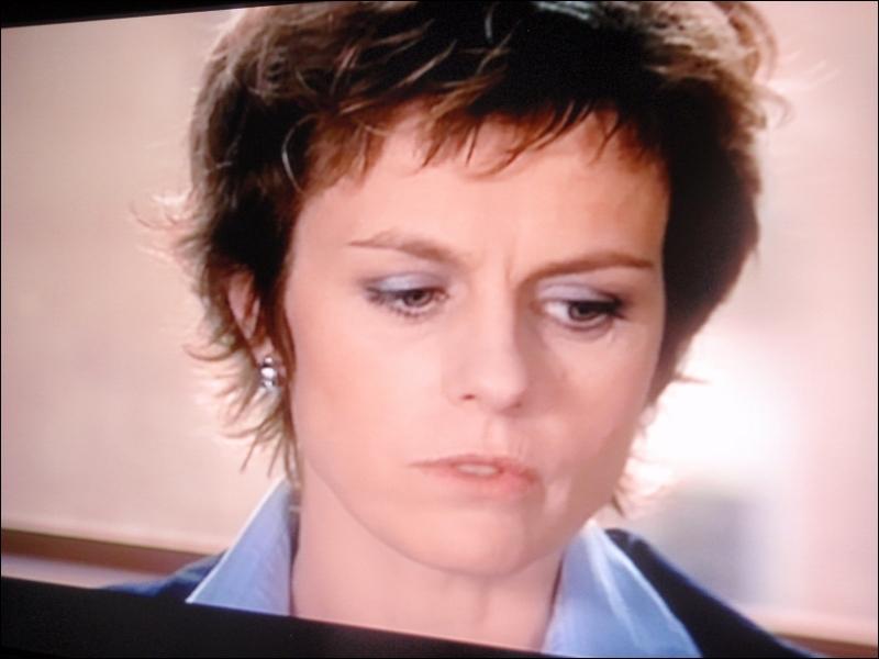 Anne Richard dans le rôle du juge Nadia Lintz !