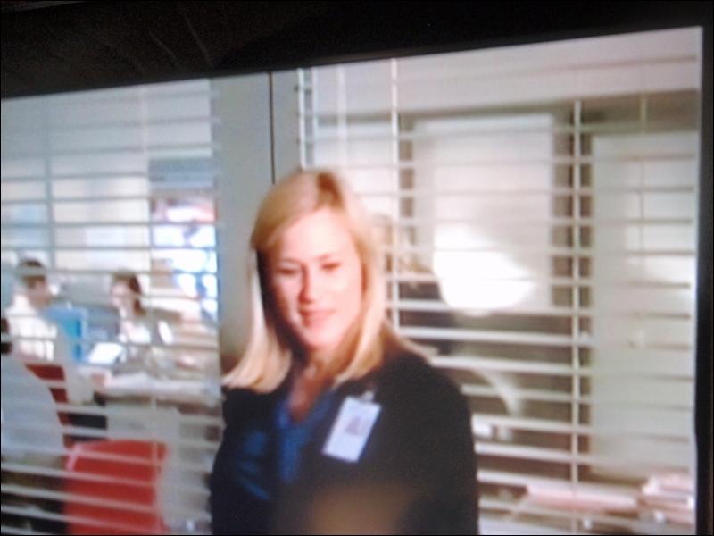 Dans cette série, Patricia Arquette interprète le rôle d'Allison Dubois .