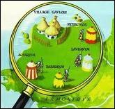 A votre avis, quel temps fait-il quand Numérobis arrive au village gaulois ?
