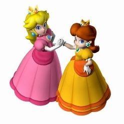 Personnages dans Mario