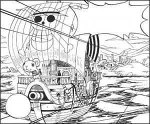 Et enfin c'est le bateau de...