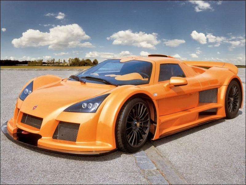 Quelle est cette supercar  made in Germany  ?