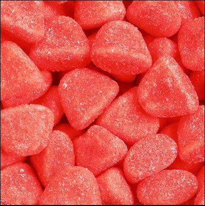 Quel est le nom de ces bonbons ?