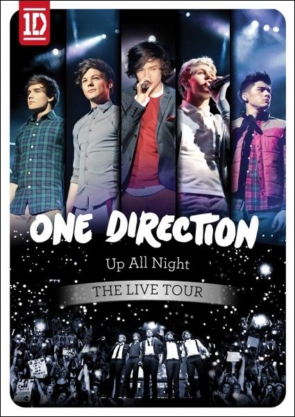 Leur DVD The Live Tour est sortie le . .