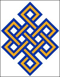 Un des huit symboles du bouddhisme, symbole de sagesse et de l'amour infini, c'est ...