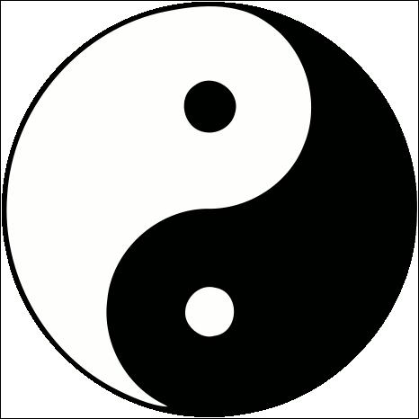 Symbole chinois de l'univers, il se nomme le ...