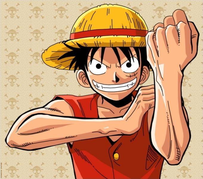 Personnages de 'One Piece'
