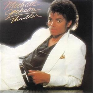 Combien d'exemplaires de ''Thriller'' ont été vendus au monde ?