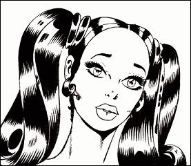 Maghella a été l'héroïne la plus célèbre et la plus appréciée des français chez l'éditeur Elvifrance dans les années 70. Son créateur est italien.