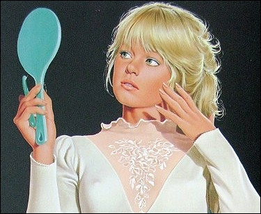 Il est français, il a dessiné et peint pendant des années dans les pages du magazine Lui, ses célèbres Pin-up. Il est aussi célèbre pour avoir sculpté Marianne à l'effigie de Brigitte Bardot.