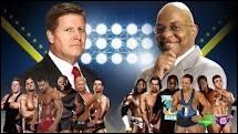 Quels sont les vainqueurs entre le Team Long et le Team Laurinatis dans un 12 man Tag Team match pour définir le GM de Raw et Smackdown ?