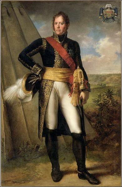 Surnommé par Napoléon  le brave des braves , je me rallie à lui lors de son débarquement à Golfe-Juan, après avoir promis à Louis XVIII de le ramener dans une cage de fer. Je meurs fusillé