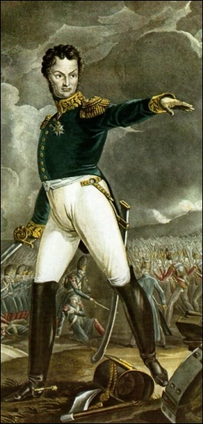 Général d'empire, j'aurais dit  merde  aux Anglais à la bataille de Waterloo, je suis…