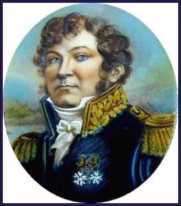 Général de brigade, j'étais un des plus proches conseillers militaires de Napoléon. Considéré comme un des meilleurs géographes de mon temps, je suis...
