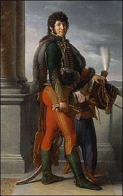 Fils d'aubergiste, je deviens le beau-frère de Napoléon en épousant sa sœur Caroline, maréchal d'Empire et roi de Naples, je suis…