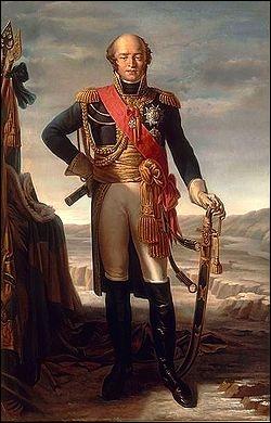 Duc d'Auerstaedt, je reste le seul maréchal d'Empire rester invaincu en 1815. Surnommé le  maréchal de fer , je suis…
