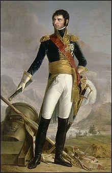 Je mécontente Napoléon en ne participant pas à la bataille d'Iéna et d'Auerstaedt. Maréchal d'Empire, je deviens roi de Suède sous le nom de Charles XIV Jean, je suis…