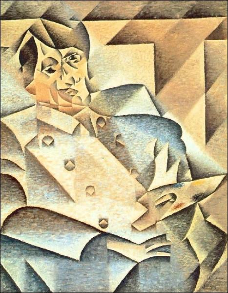 De qui est cet  Hommage à Pablo Picasso  ?
