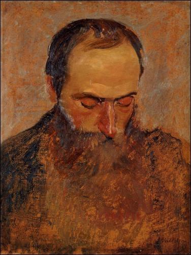 De qui est ce portrait d'Edouard Vuillard en 1893 ?