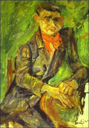 Qui a réalisé ce portrait de Moïse Kisling vers 1920 ?