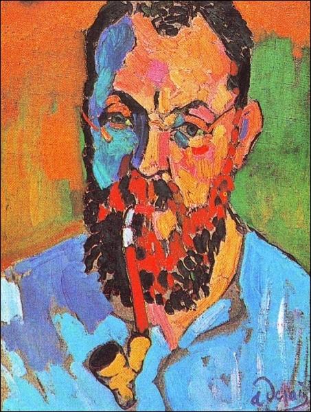 Qui a peint ce portrait de Matisse ?
