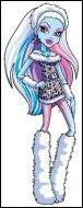 Qui est cette élève de Monster High ?