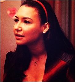 Quel est son nom dans la série Glee ?