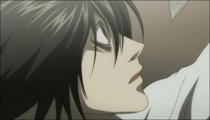 Episode 15 : L dit à Monsieur Yagami que s'il meurt dans les prochains jours c'est que Light est Kira. Il dit aussi qu'il lui arrive quelque chose qui lui est jamais arrivé. De quoi s'agit-il ?